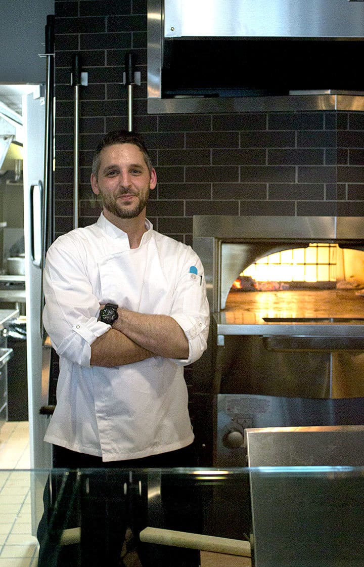 Chef Clark Frain