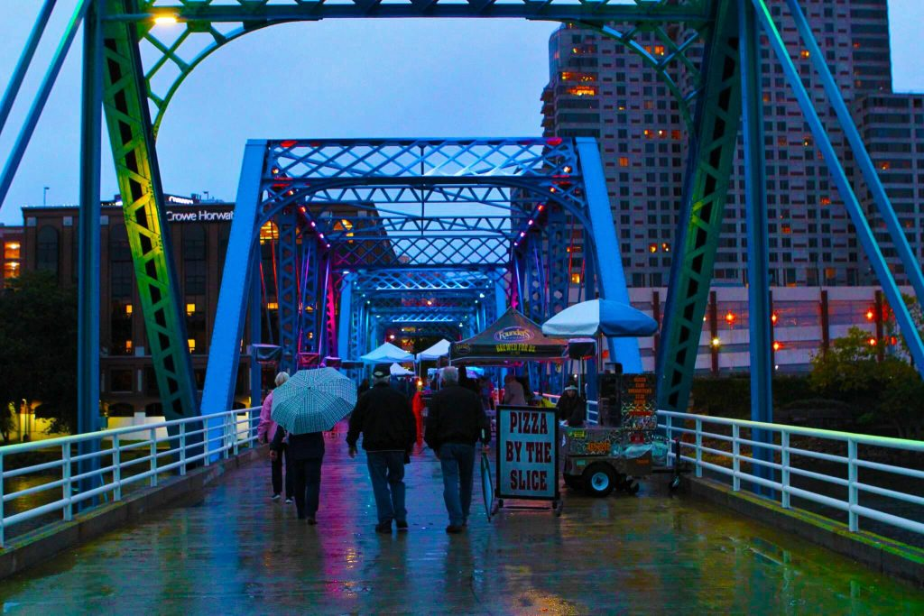 Blue Bridge Music Festival debuted last year during ArtPrize.