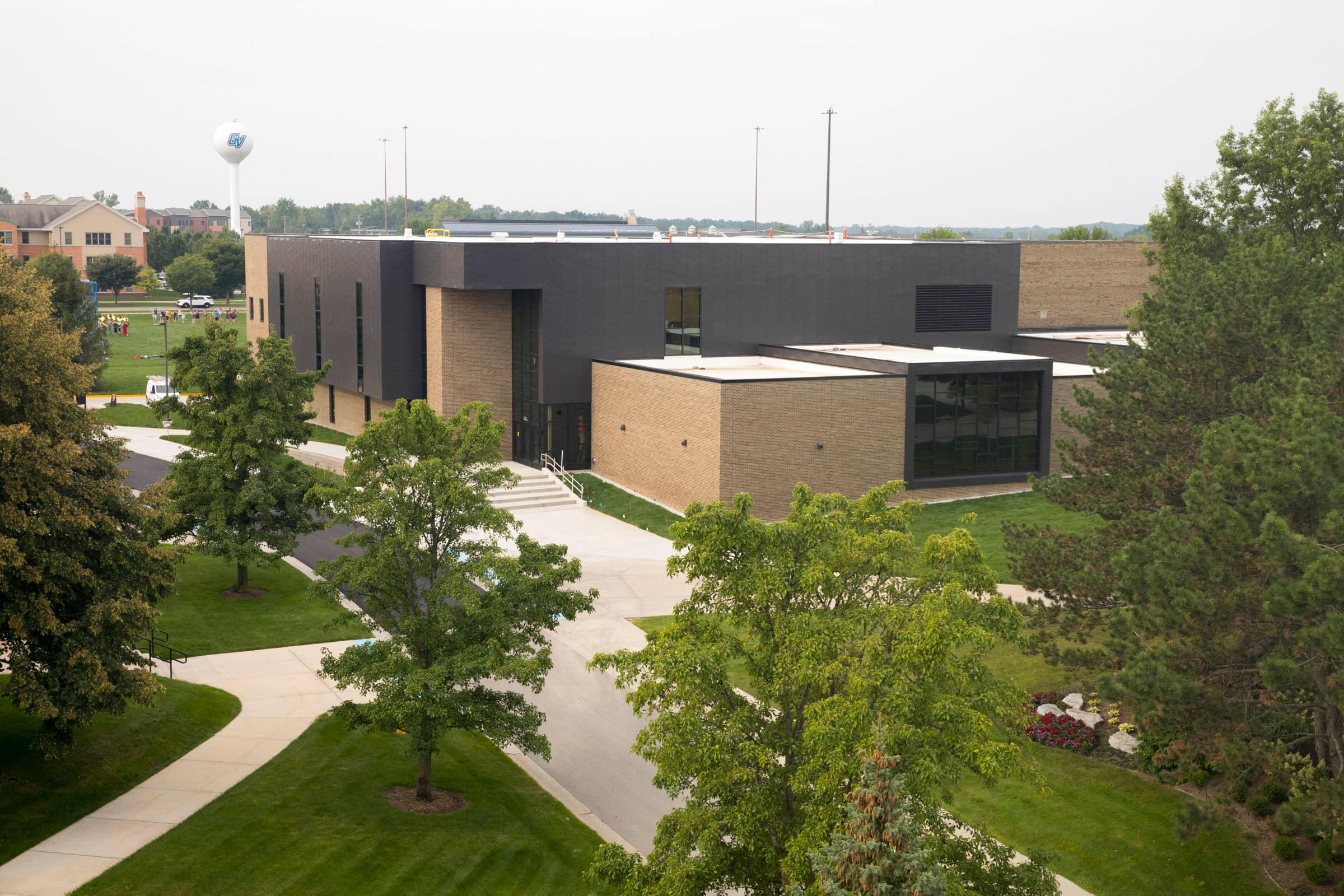 Expanded Haas Performing Arts Center, GVSU Allendale Campus