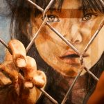 Fenced In by Cassandra Burgess at The B.O.B.
