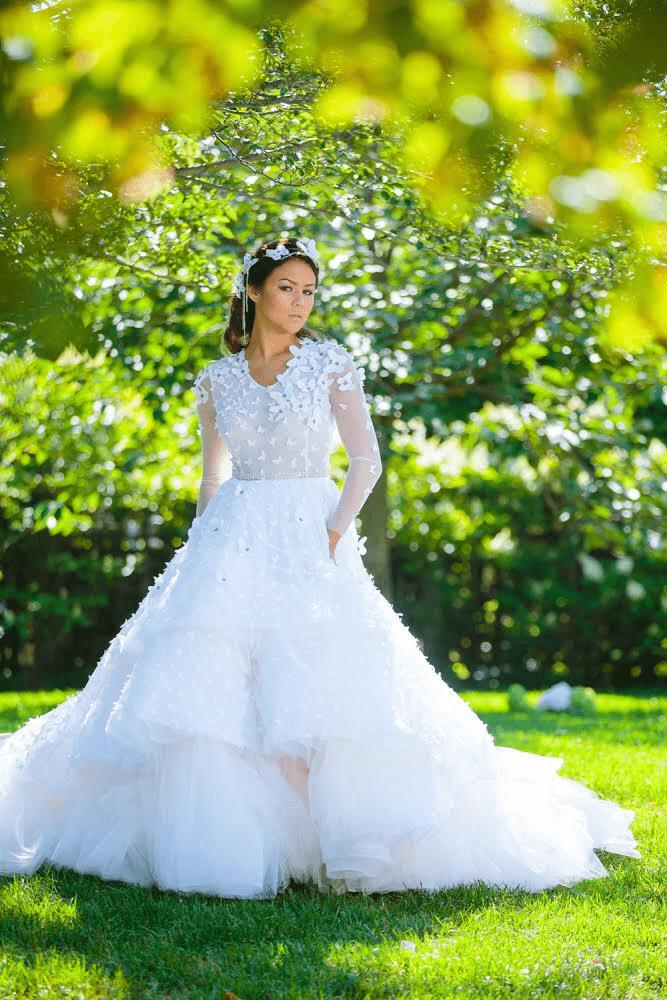 RC Caylan Atelier, wedding dress