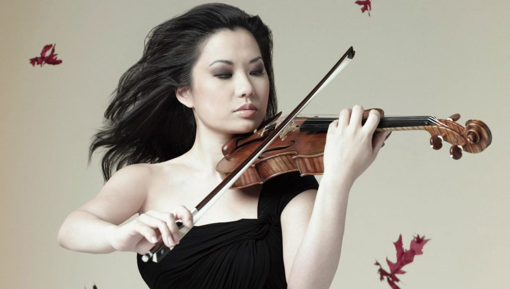Violinist Sarah Chang comes to GRS on Sept. 15 & 16