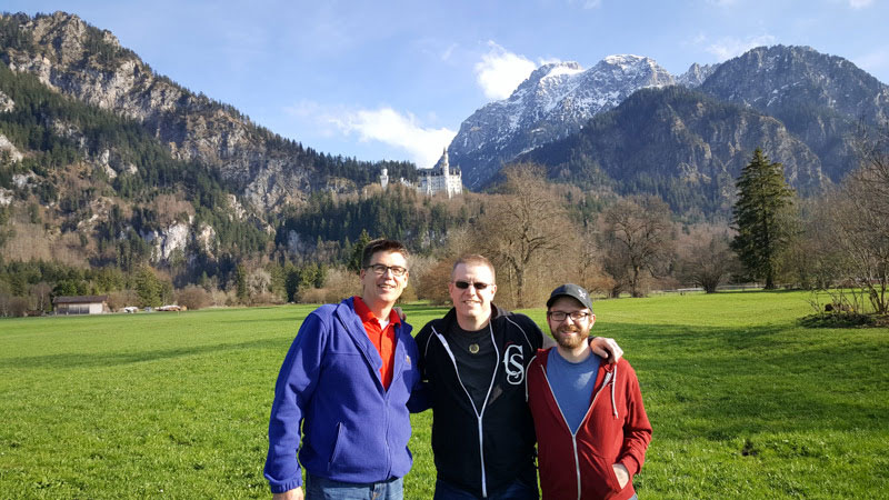 Cedar Springs Brewing offers guided tour of Bavaria.