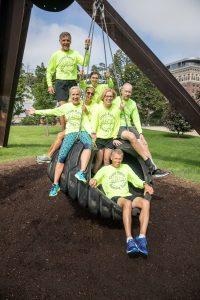 Grand Rapids Running Tour ambassadors