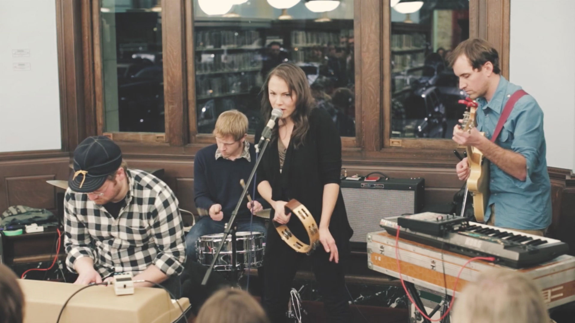 Music in the Stacks returns to the Grand Rapids Public Library on Oct. 19.