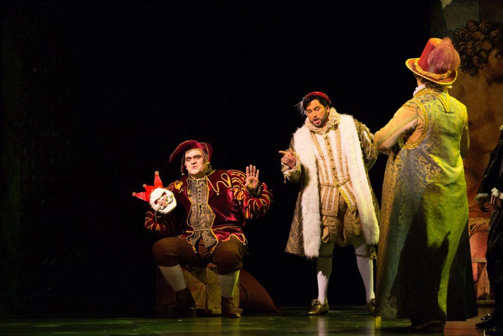 Rigoletto Photo by Jeff Roffman for The Atlanta Opera