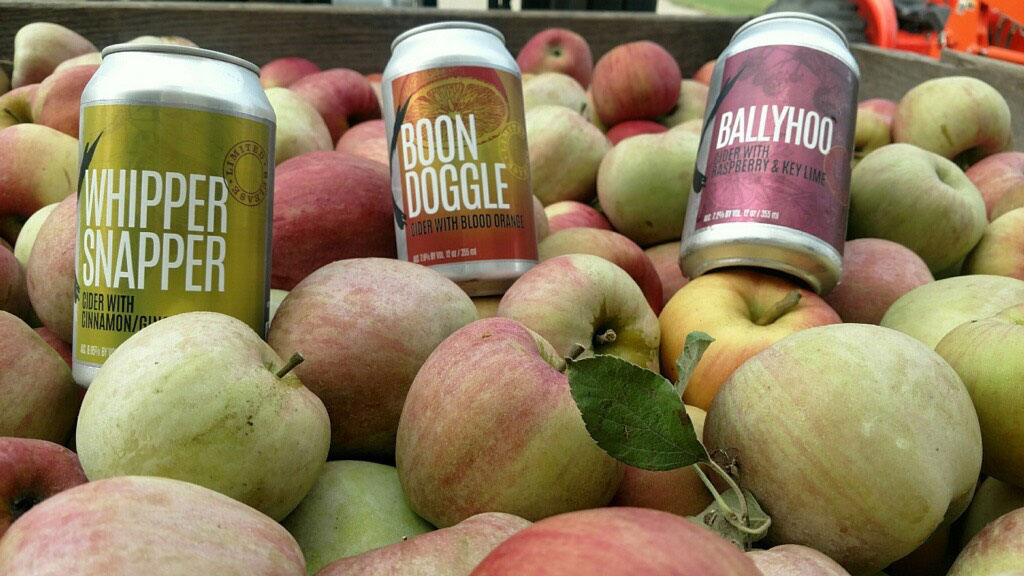 Schaefer Cider Co. has been making hard cider under the Pux Cider brand for four years.