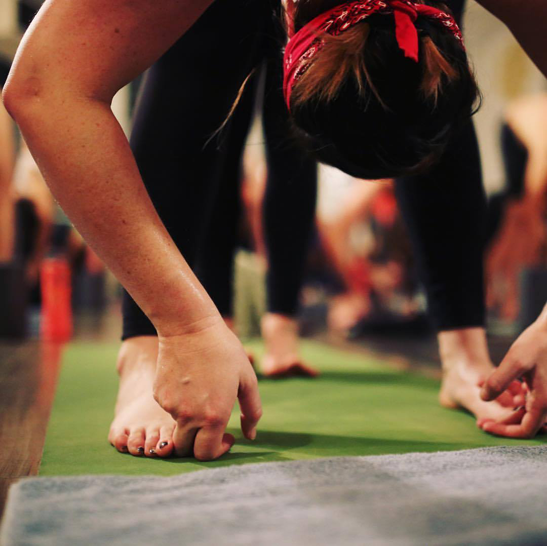 AM Yoga offers free classes for veterans.