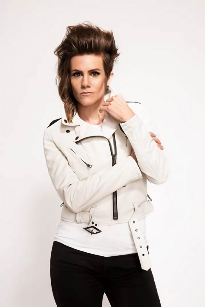 Cameron Esposito among LaughFest 2018 headliners.
