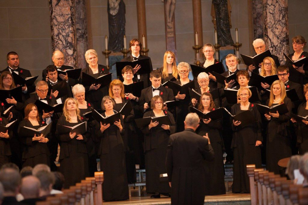 Photo courtesy of Chamber Choir of Grand Rapids