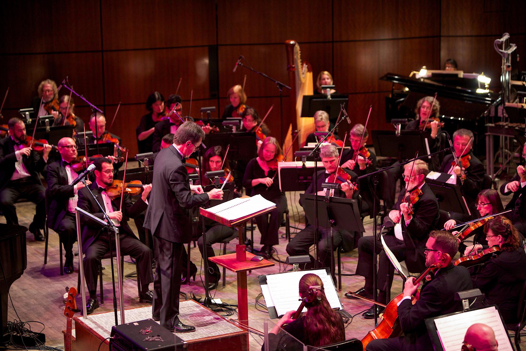 Grand Rapids Symphony Associate Conductor John Varineau.