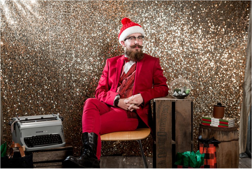 Meet Hipster Santa, of The People Picture Company