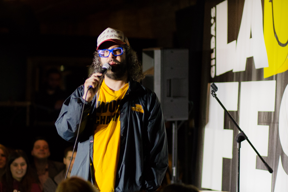 LaughFest 2018 call for talent