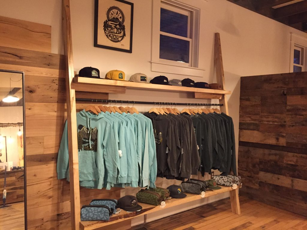 Woosah Outfitters is introducing its new winter line just in time for the holidays.
