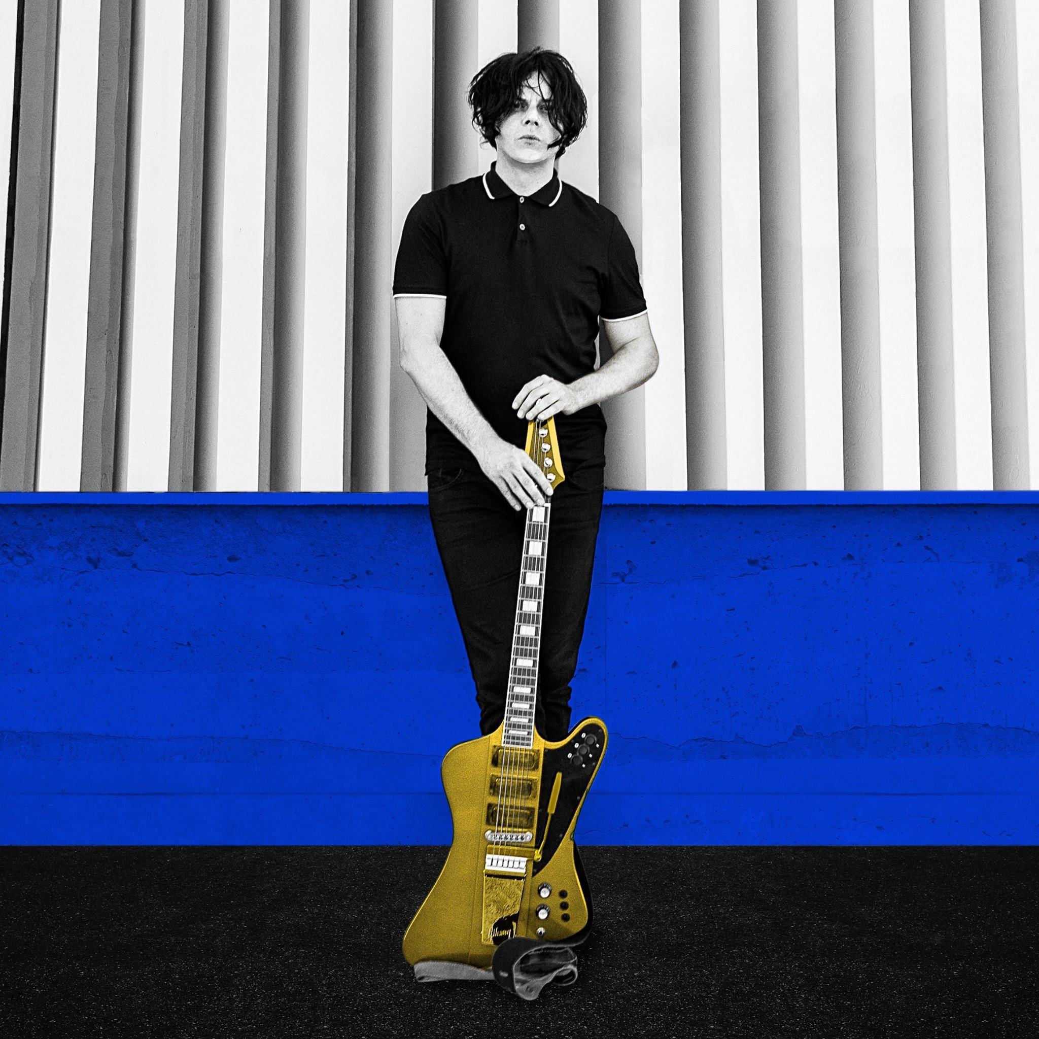 Jack White comes to Grand Rapids April 21.