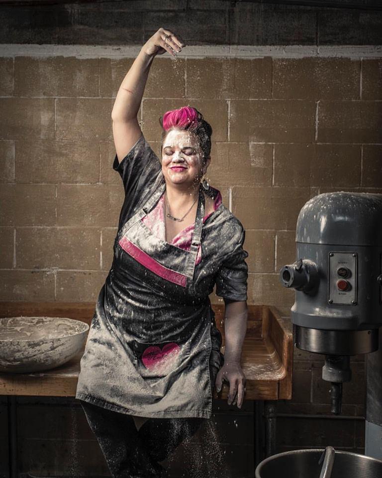 Chef Jenna Arcidiacono. Photo by Brian Kelly Photography.