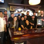 The Butcher's Union team. Butcher's Union won this year's Best New Restaurant award.