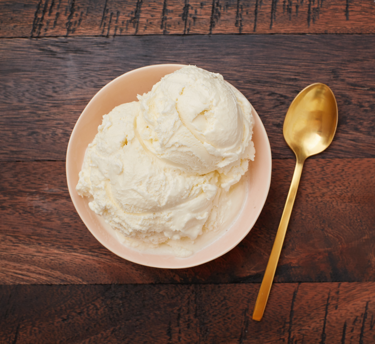 Creamery Blend Vanilla by Hudsonville Ice Cream.