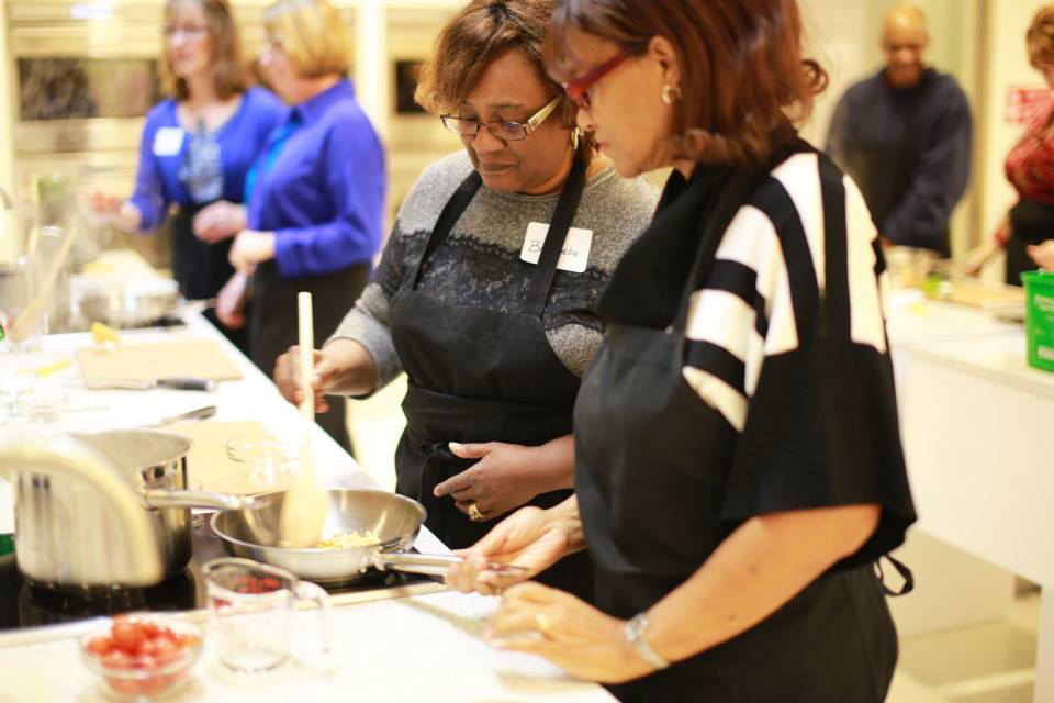 Downtown Market offers a variety of cooking classes.