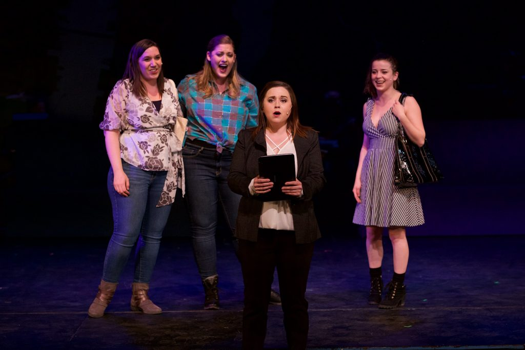 """Actors' Theatre presents """"If/Then."""""""