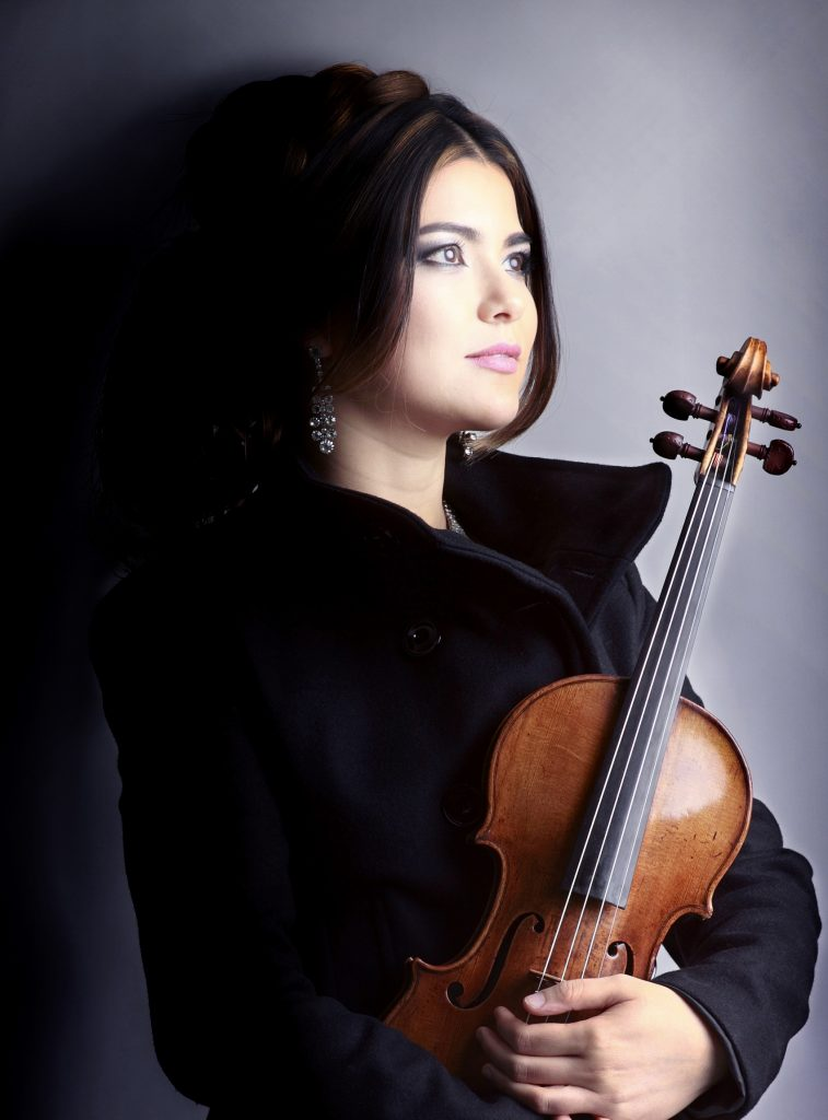 Grand Rapids Symphony's 89th season opens with violinist Karen Gomyo.