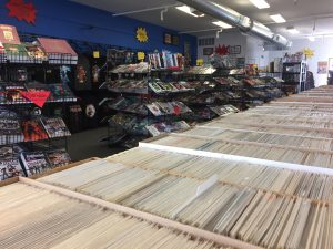 The Comic Signal sells comics, apparel, board games and other collectables.