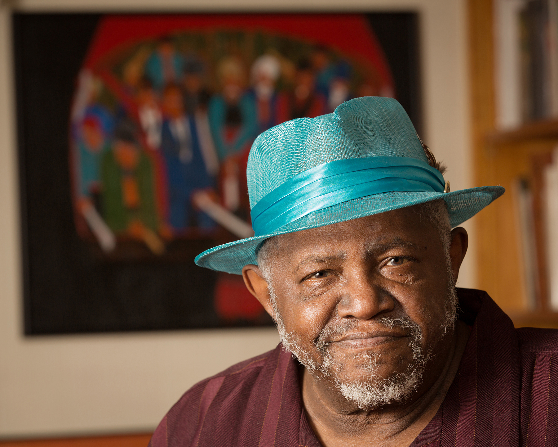 Winfred Rembert, Photo by Howard Shapiro