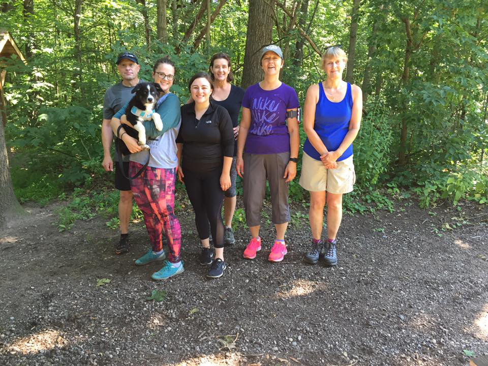 Great Escape Fitness takes fitness outdoors.