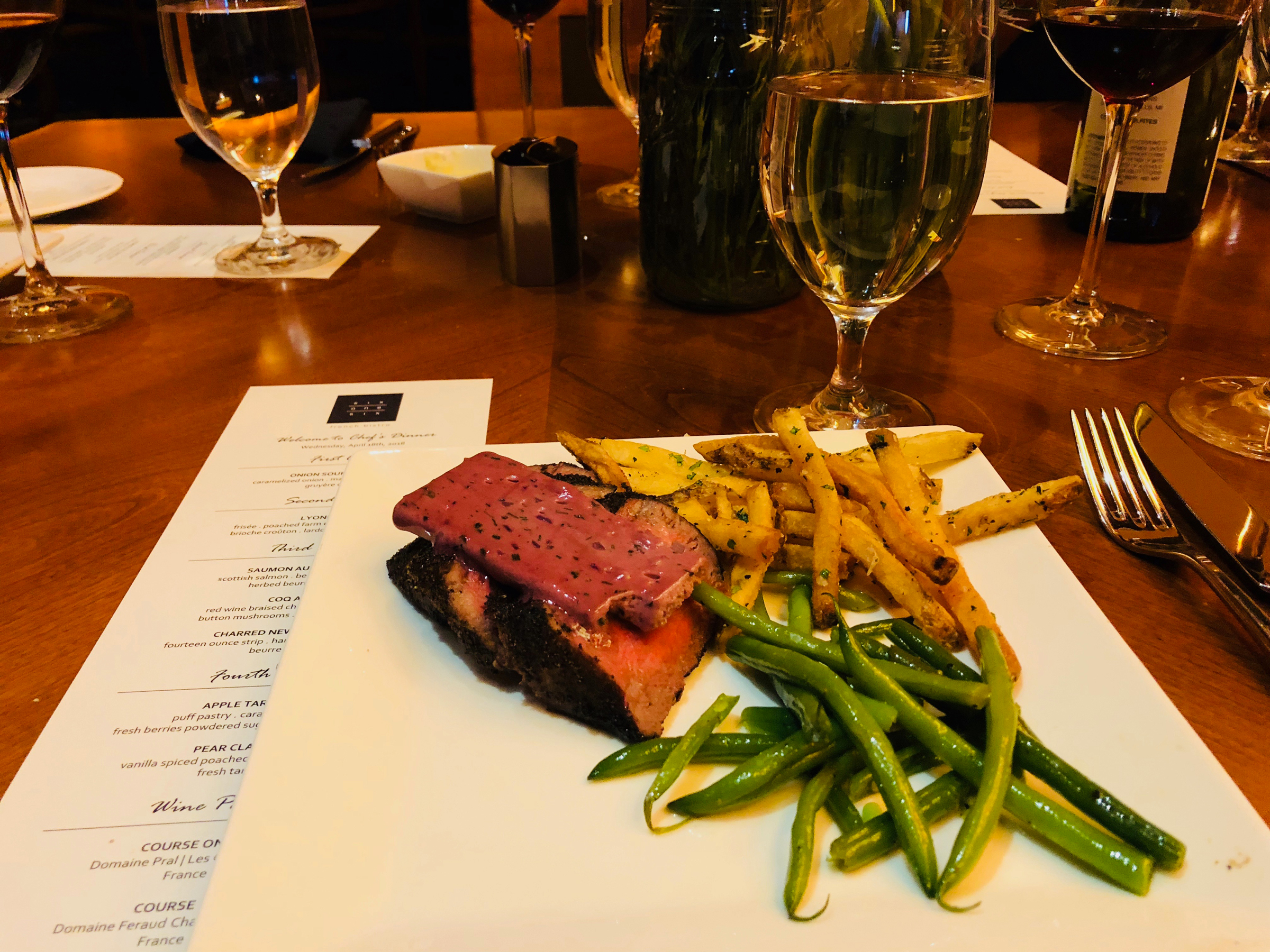 six.one.six transforms into French bistro