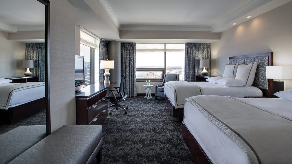 Amway Tower double room
