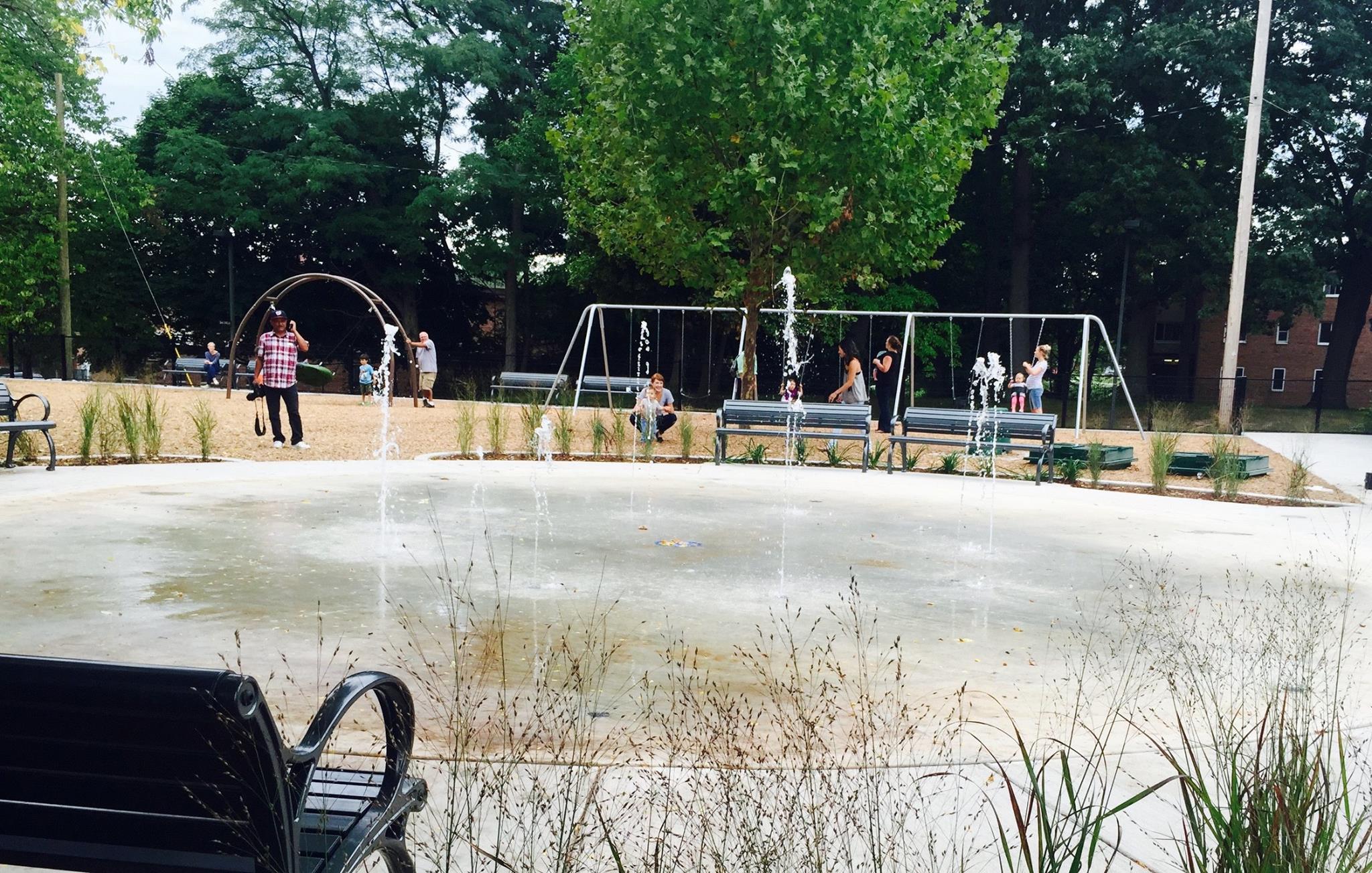 Grand Rapids Parks & Recreation Department