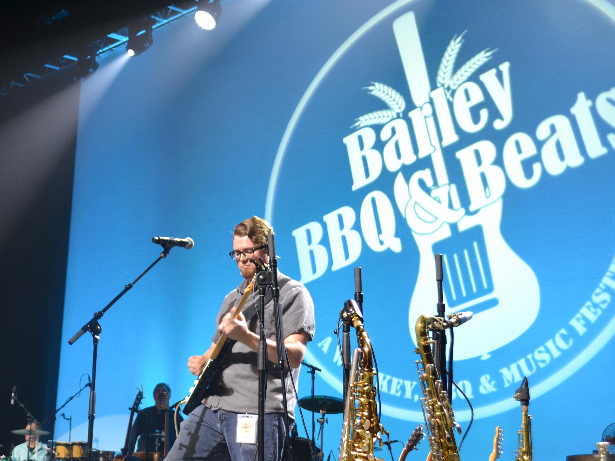 Hospice of Michigan Hosts Barley, BBQ & Beats.