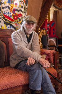 Robert Indiana by D. Griggs Photography