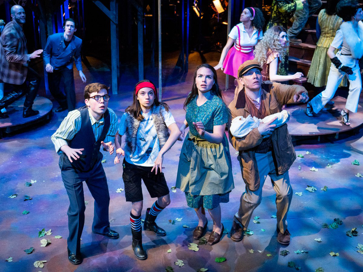 Into the Woods by Circle Theatre