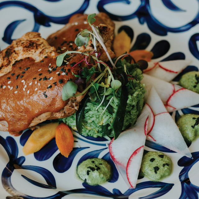 MeXo serves up pre-Hispanic, Mesoamerican cuisine.