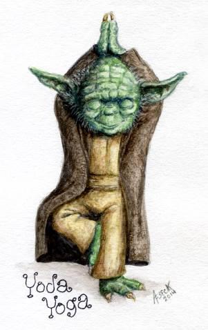 Seva Yoga Yoda