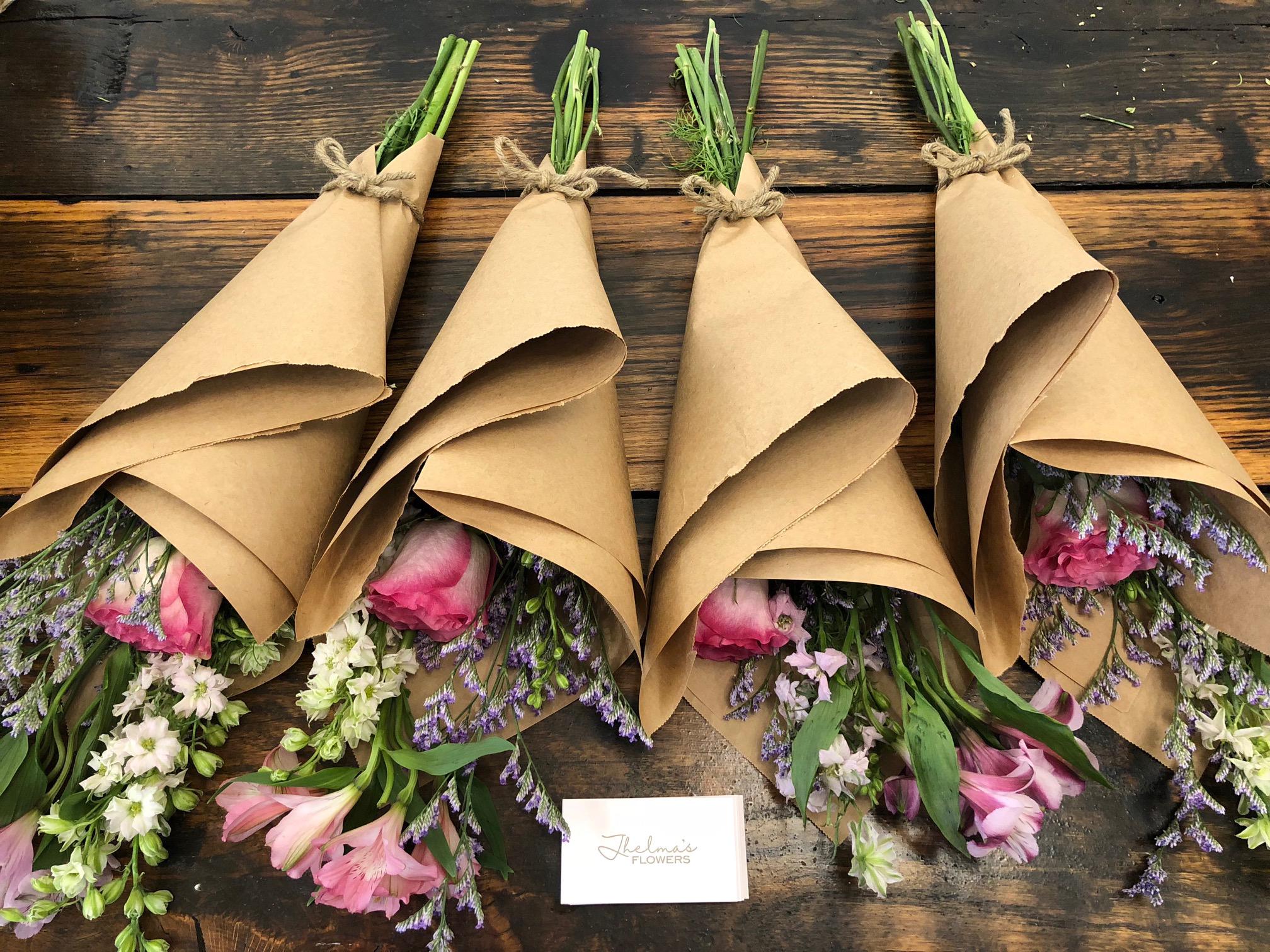 Photo courtesy of Thelma's Flowers