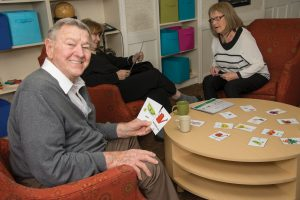 Waterford Place Memory Care offers programs designed for those with dementia.