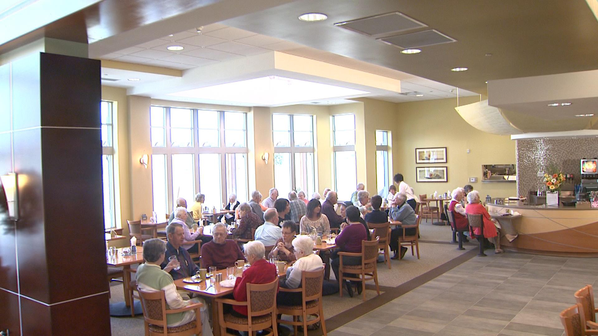 """Waterford Place Memory Care offers a """"brain diet."""""""