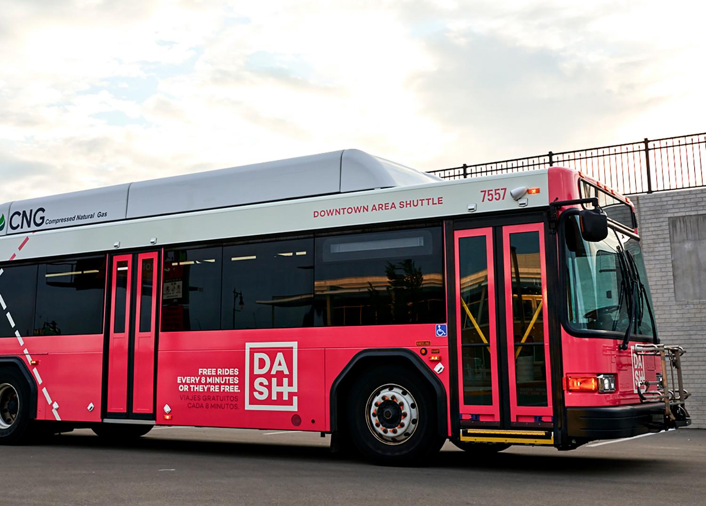 Grand Rapids DASH Bus