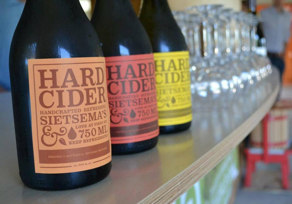 Sietsema Cider