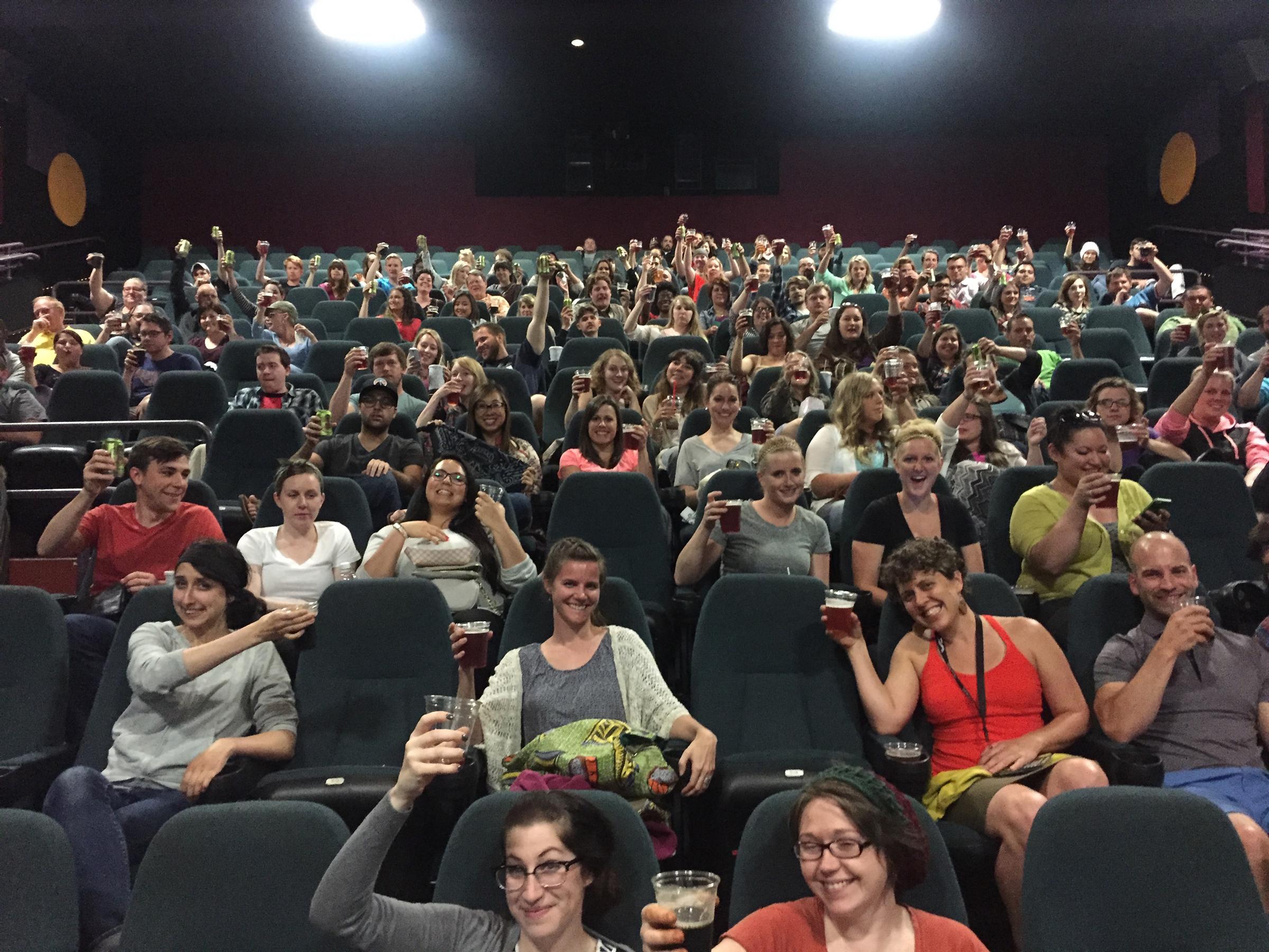 Founders Film Series at Celebration! Cinema