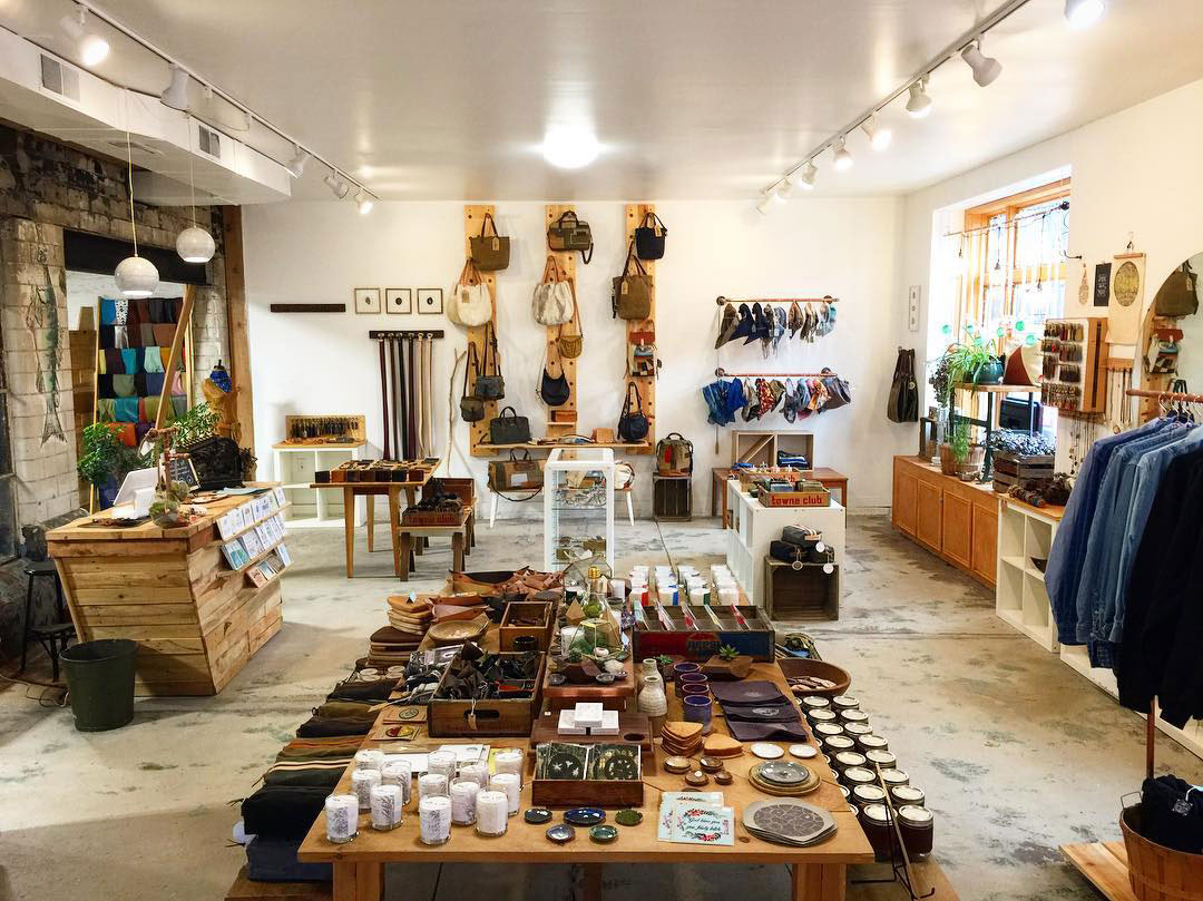 Gemini Handmade's new store provides greater retail space.