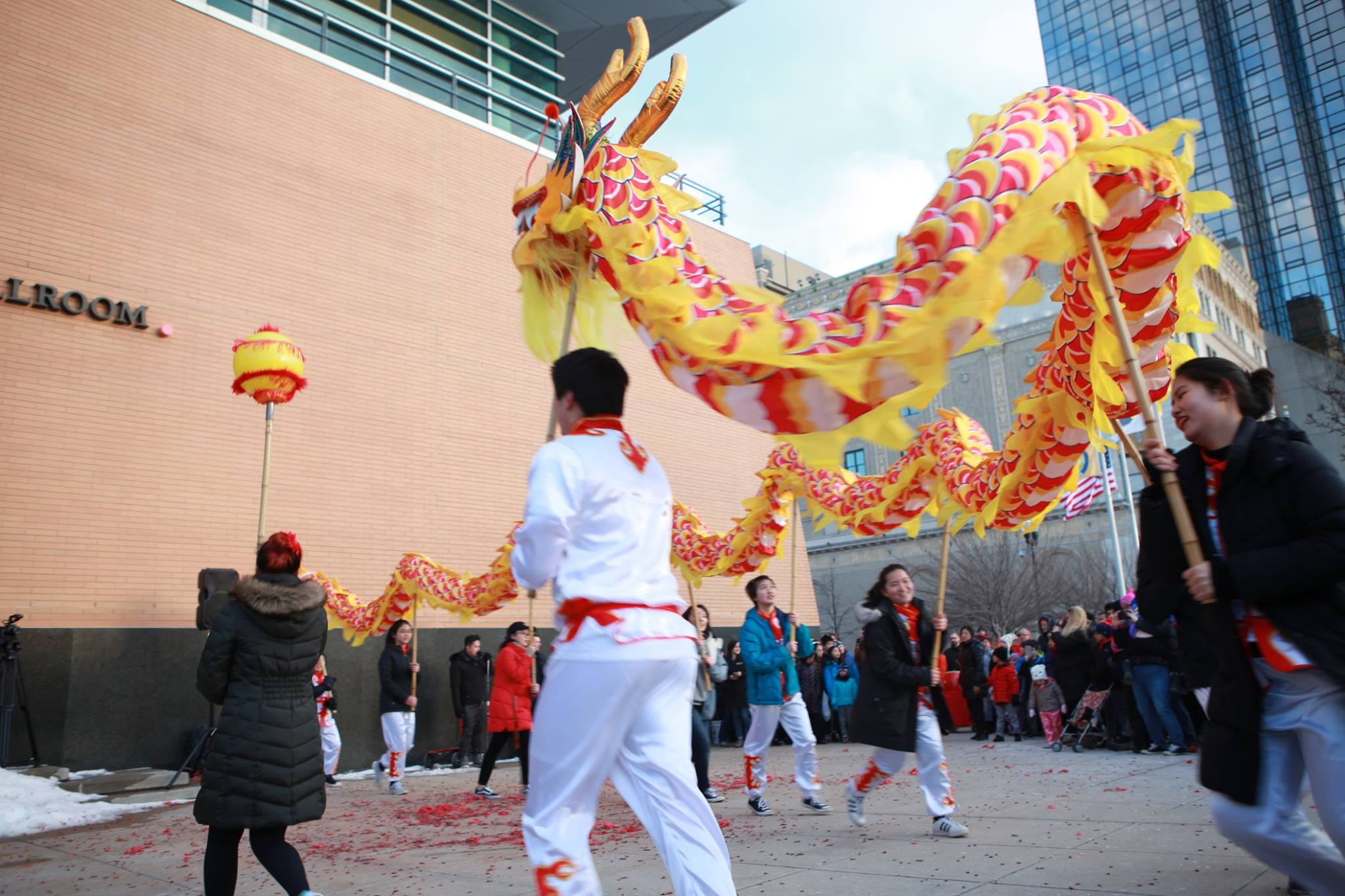 Grand Rapids Lunar New Year Festival