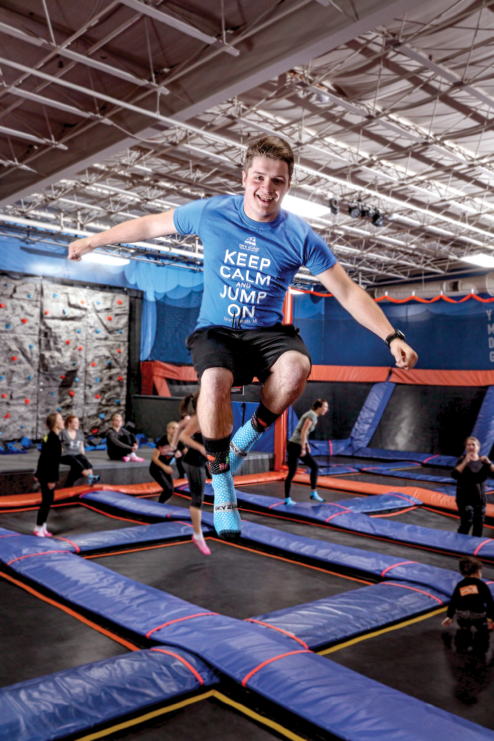 Sky Zone Kentwood