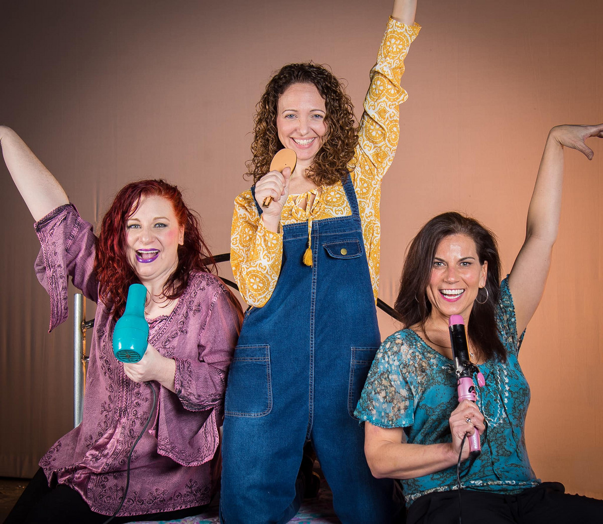 Donna and the Dynamos Mama Mia! Grand Rapids Civic Theatre