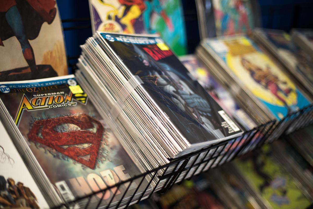 The Comic Signal comic books