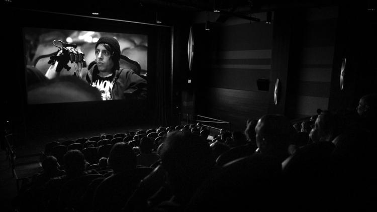 UICA movie theater