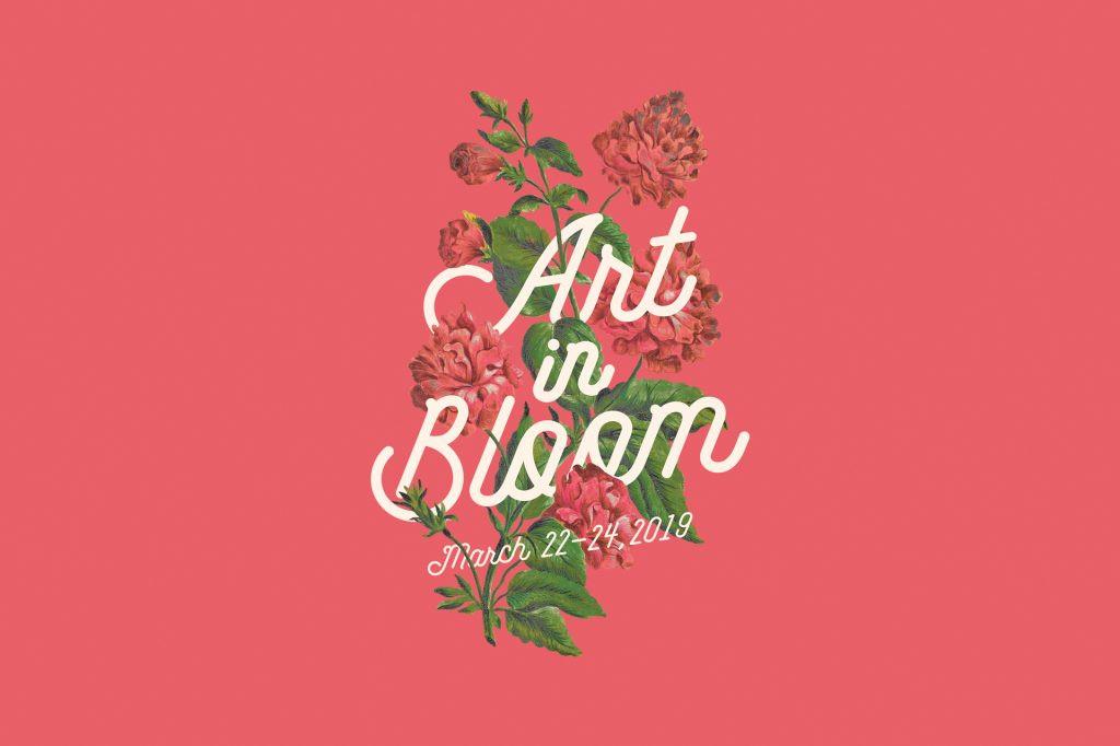 Art in Bloom logo 2019