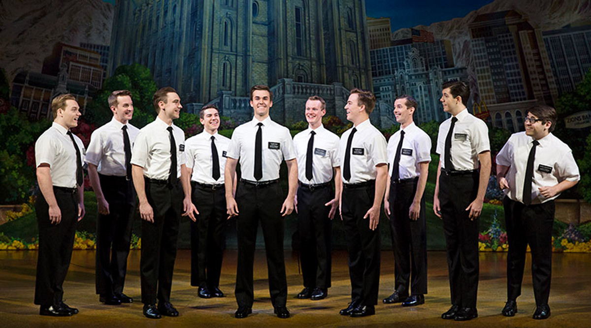 Broadway Grand Rapids The Book of Mormon